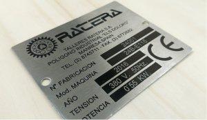 Xưởng Thiết kế gia công sản xuất làm Tem nhãn mác Kim Loại Inox Đồng Nhôm Gỗ Nhựa Mica da theo yêu cầu giá rẻ