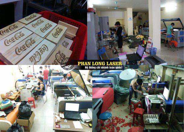 Cơ sở chuyên nhận khắc gỗ bằng máy laser theo yêu cầu giá rẻ tại Tp Hồ Chí Minh, Sài Gòn và Hà Nội
